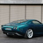 Zagato's First Iso Rivolta GTZ 4