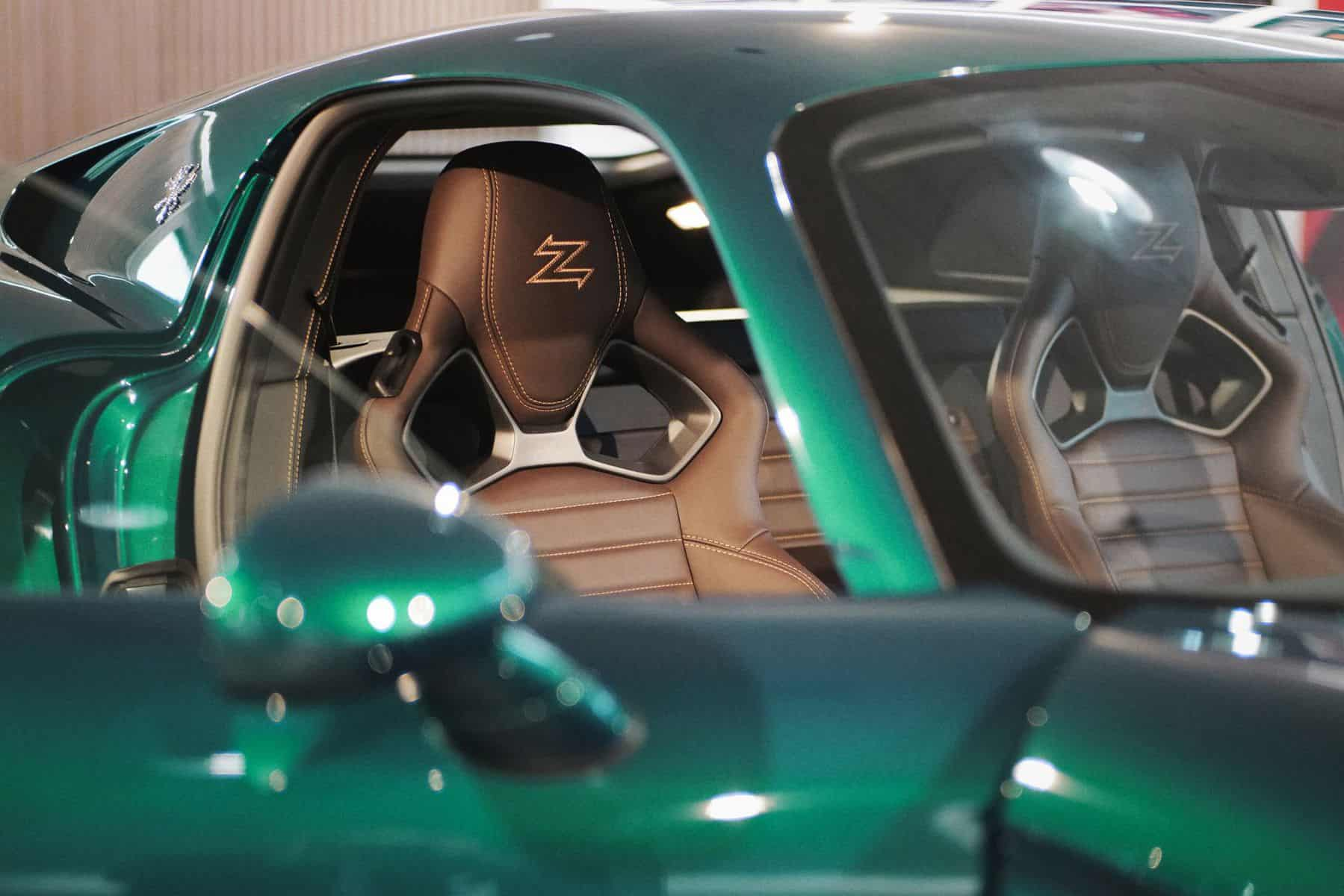 Zagato's First Iso Rivolta GTZ 9