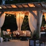 luxury outdoor curtains