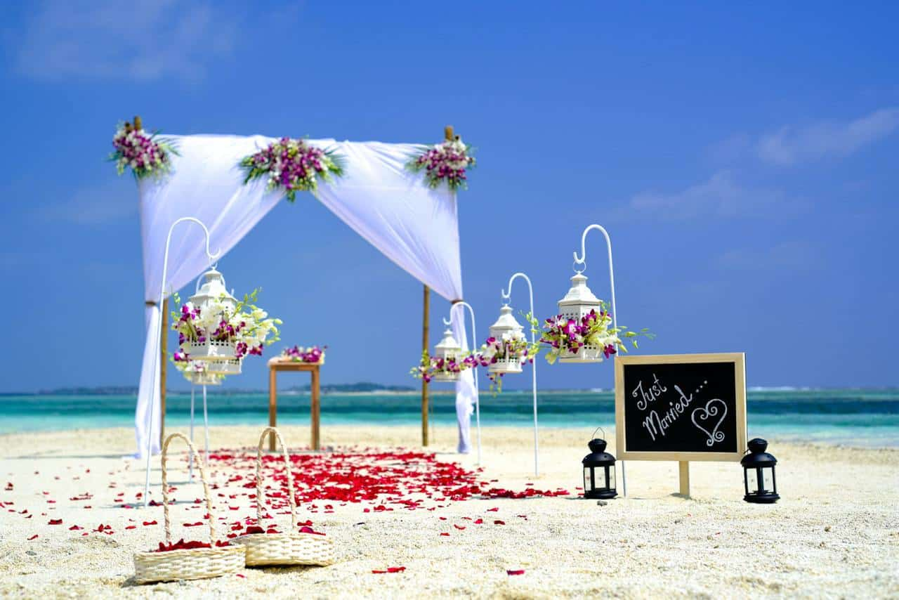 perfect destination wedding