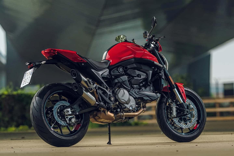 2021 Ducati Monster 2