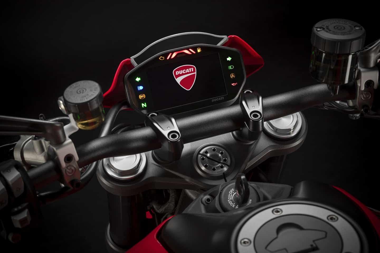 2021 Ducati Monster 4