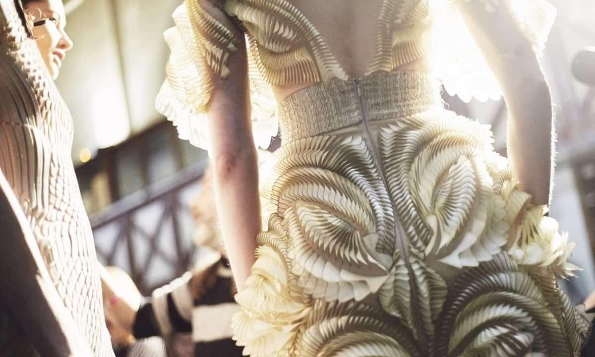 Luxury Fashion Technology