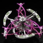 Anton Suhanov Lotus clock 7