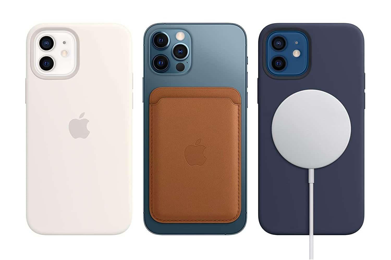 Apple Silicone iPhone 12 Case