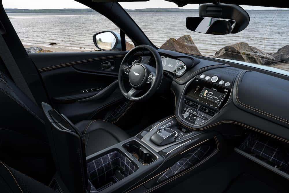 Aston Martin DBX Bowmore Edition 11