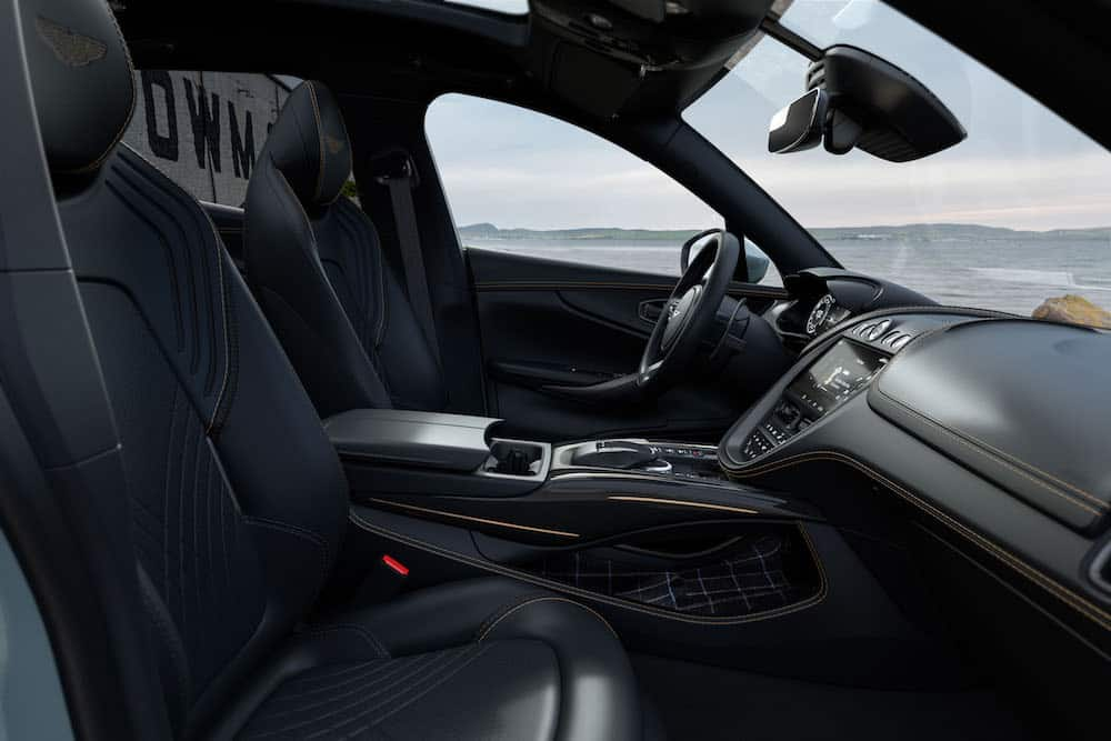 Aston Martin DBX Bowmore Edition 16