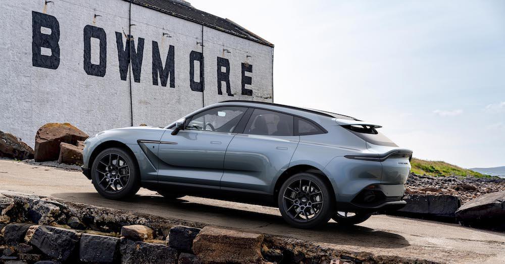 Aston Martin DBX Bowmore Edition 2