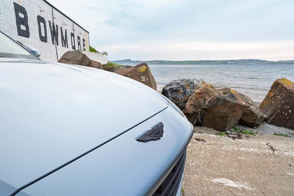 Aston Martin DBX Bowmore Edition 6