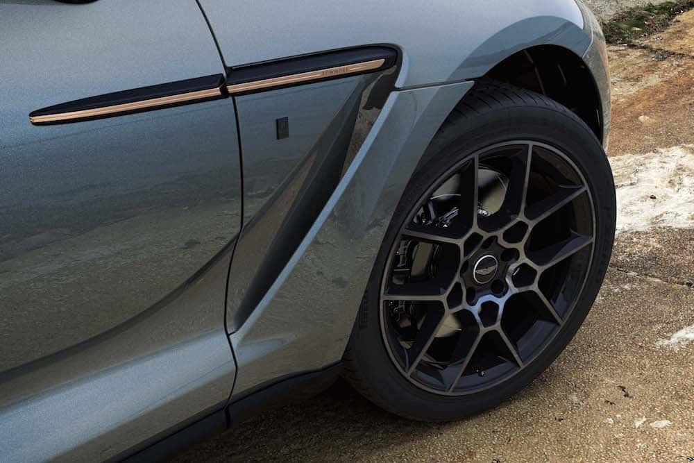 Aston Martin DBX Bowmore Edition 7