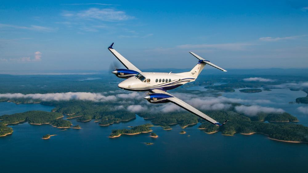 Beechcraft King Air 260 1