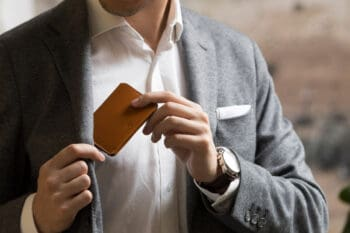 Bellroy mens wallet