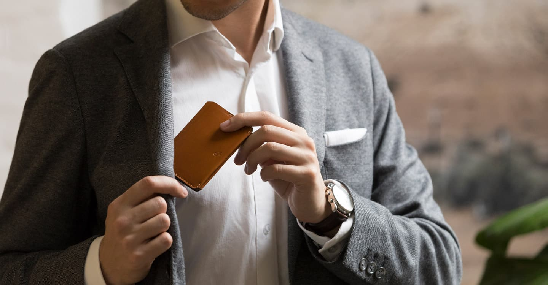 Bellroy mens wallet