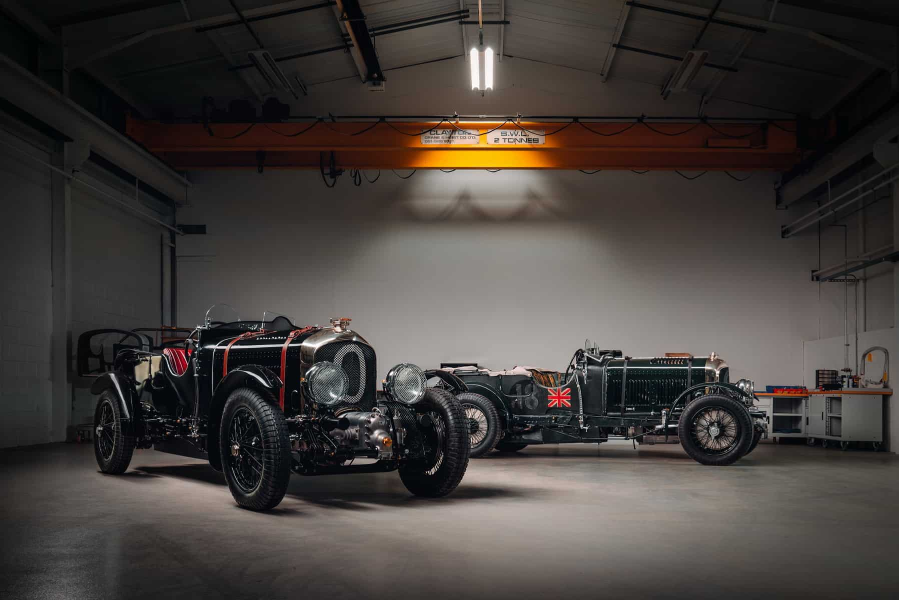 Bentley Blower Continuation Series 1