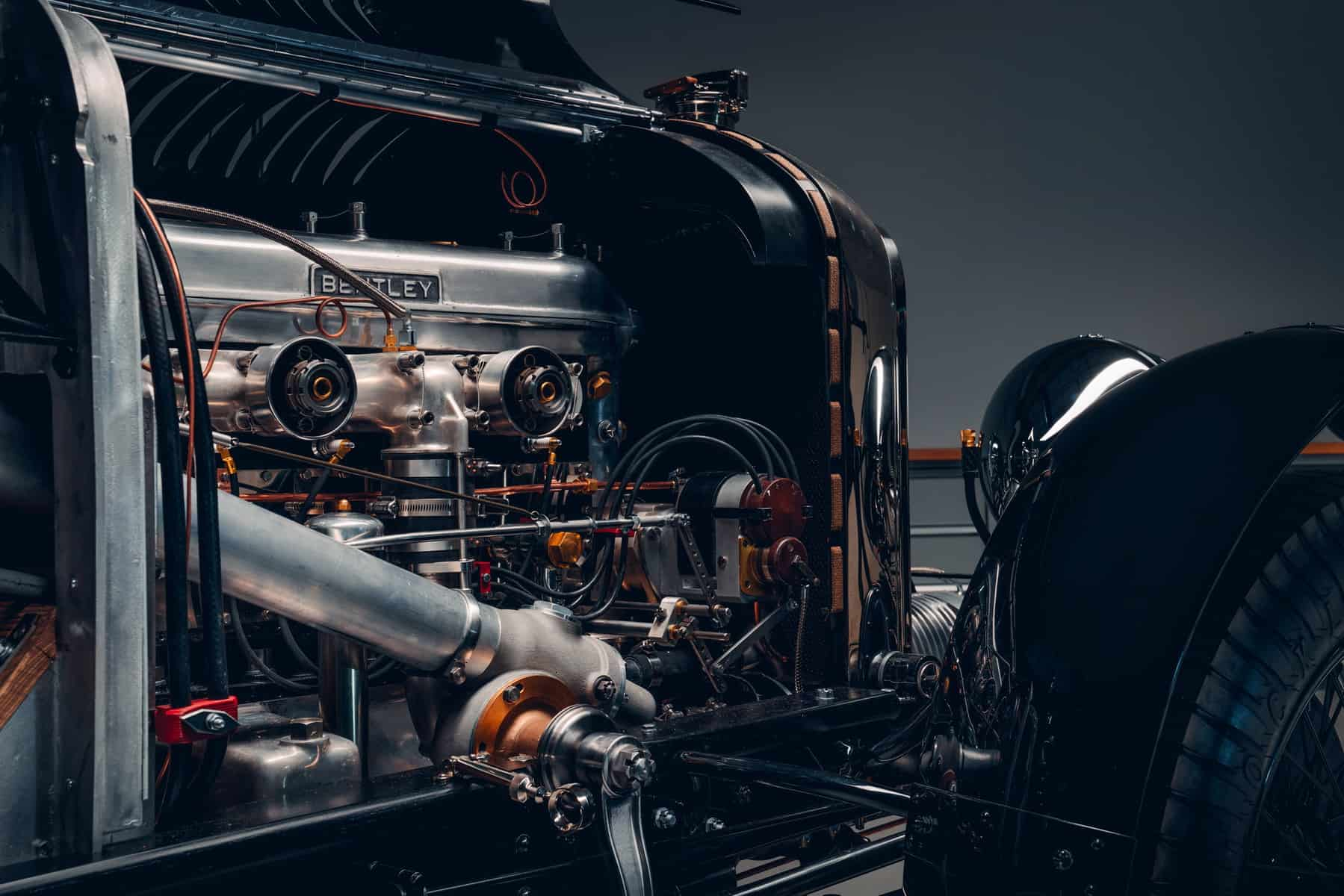 Bentley Blower Continuation Series 15