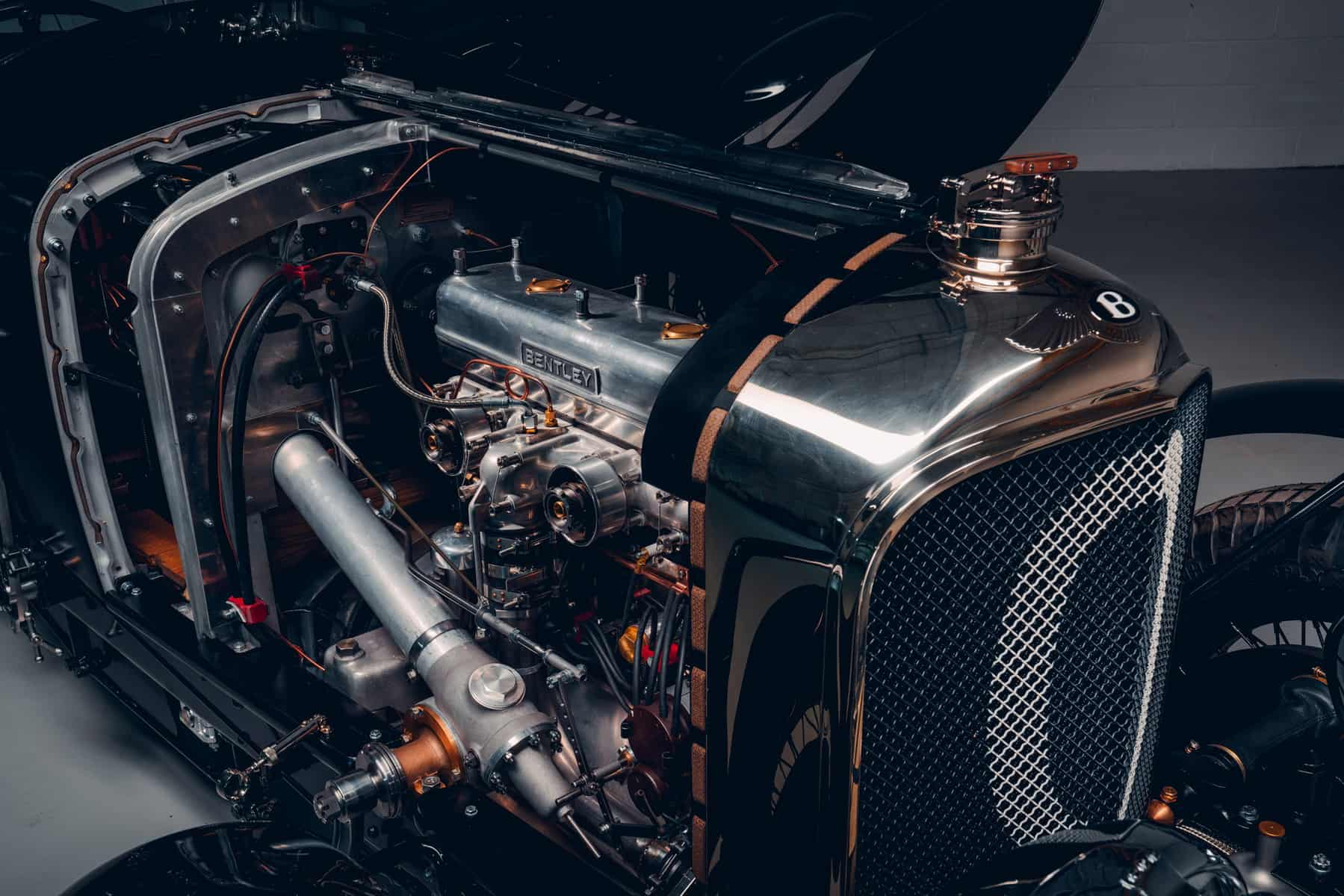 Bentley Blower Continuation Series 16