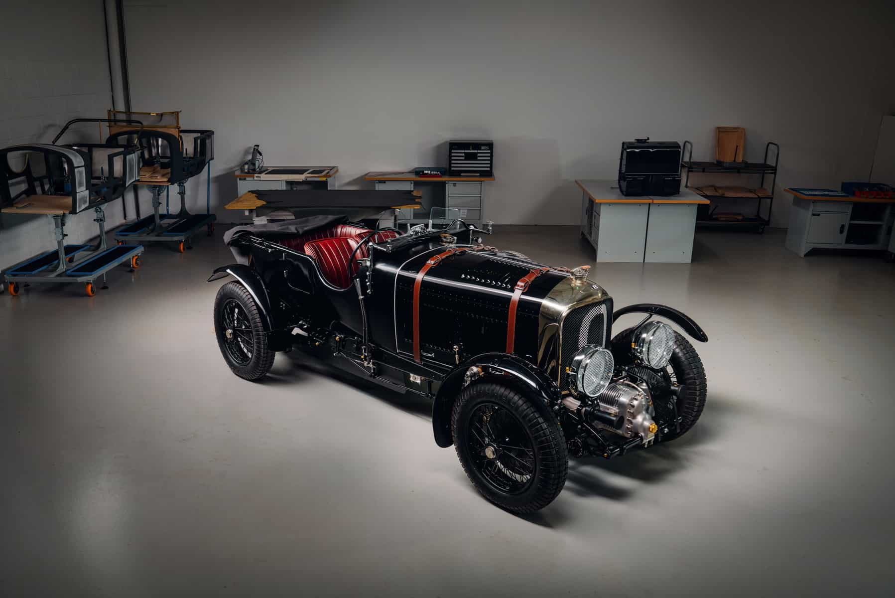 Bentley Blower Continuation Series 2