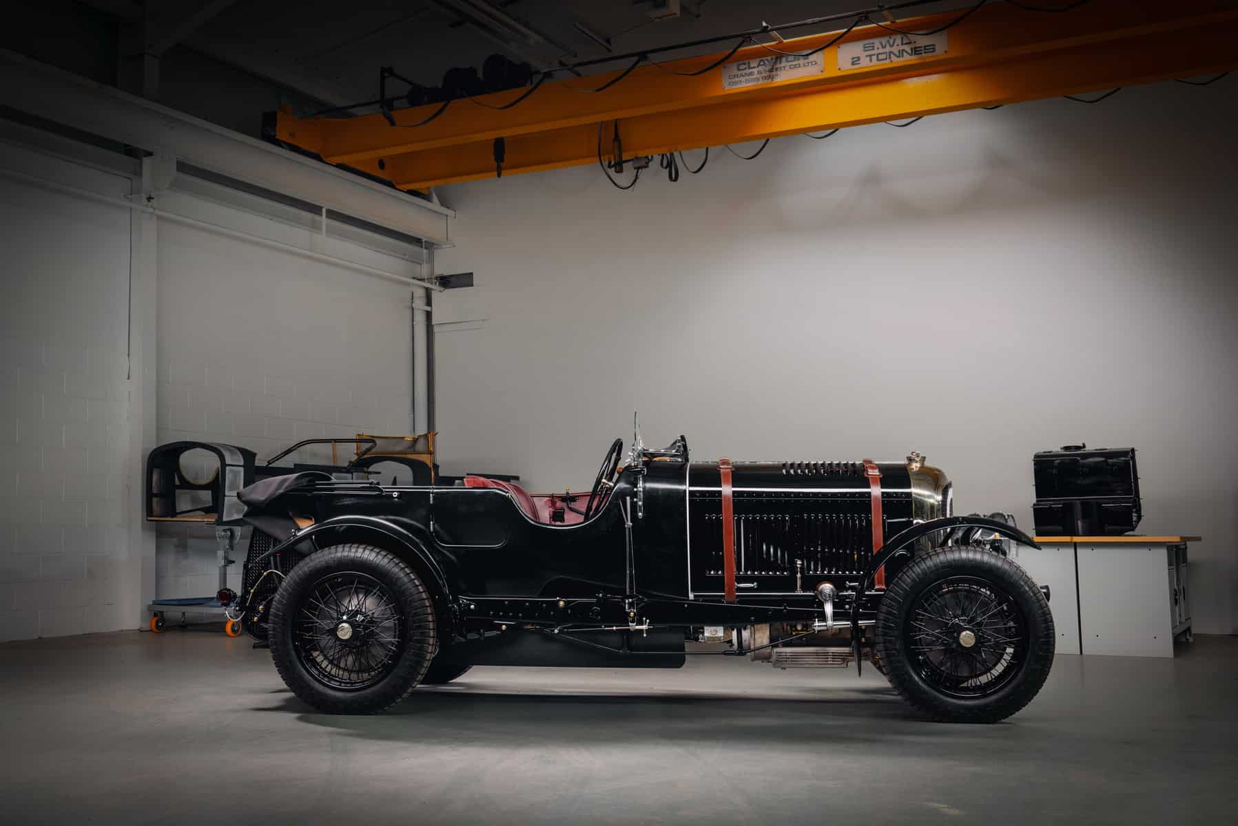 Bentley Blower Continuation Series 3
