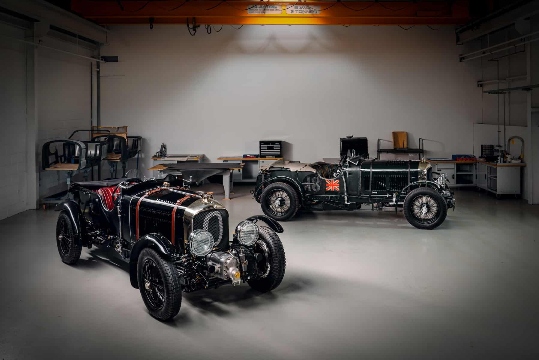 Bentley Blower Continuation Series 4