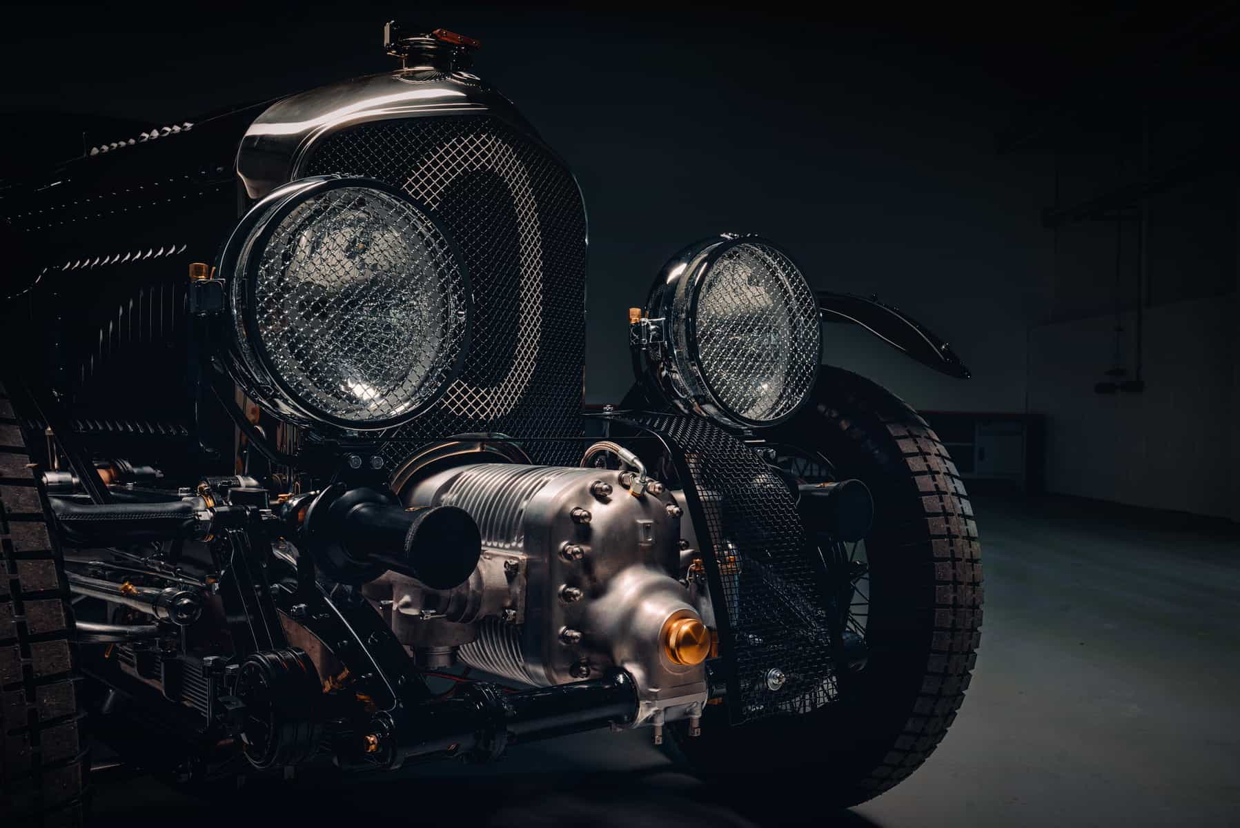 Bentley Blower Continuation Series 5