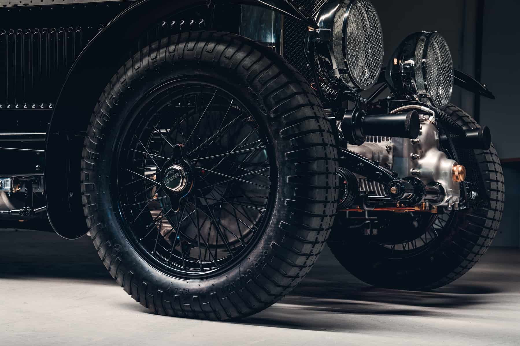 Bentley Blower Continuation Series 8