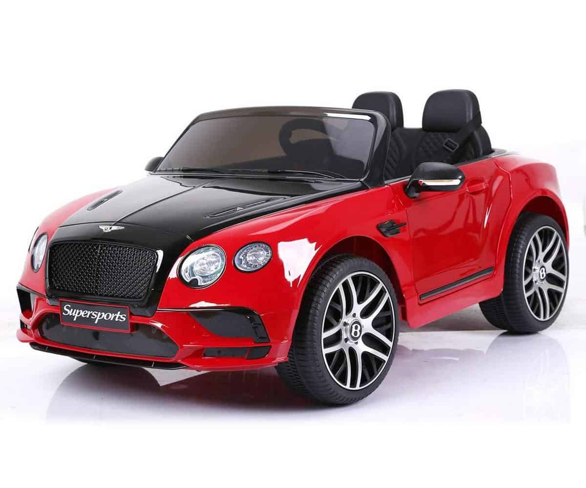 Bentley Continental Supersports Ride-On Planet Electric Car
