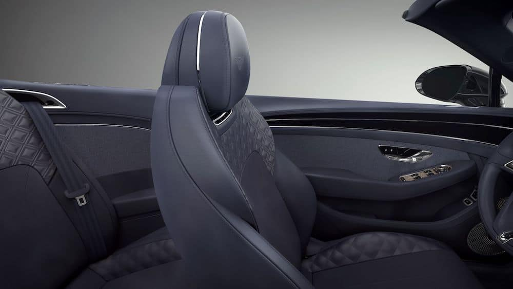 Bentley Mulliner Personal Commissioning Guide 8