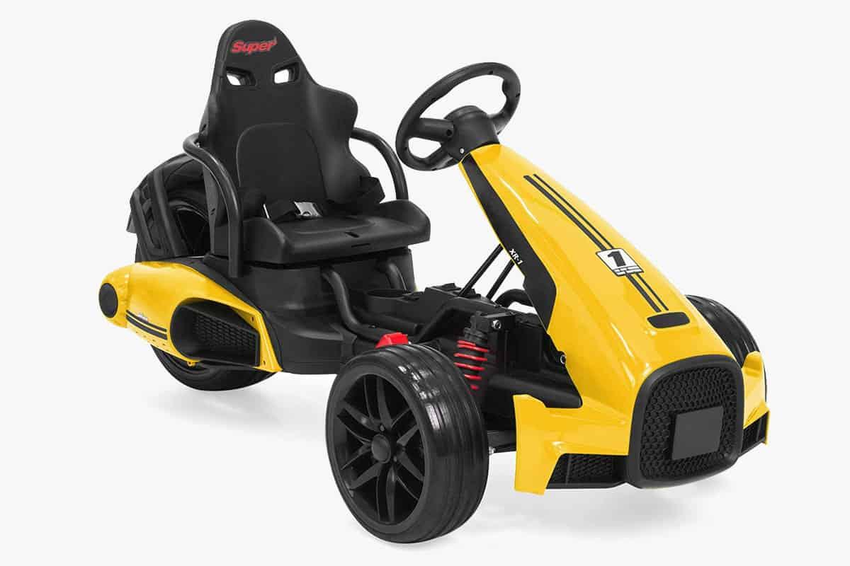 Best Choice Go Kart Racer Ride-On Car