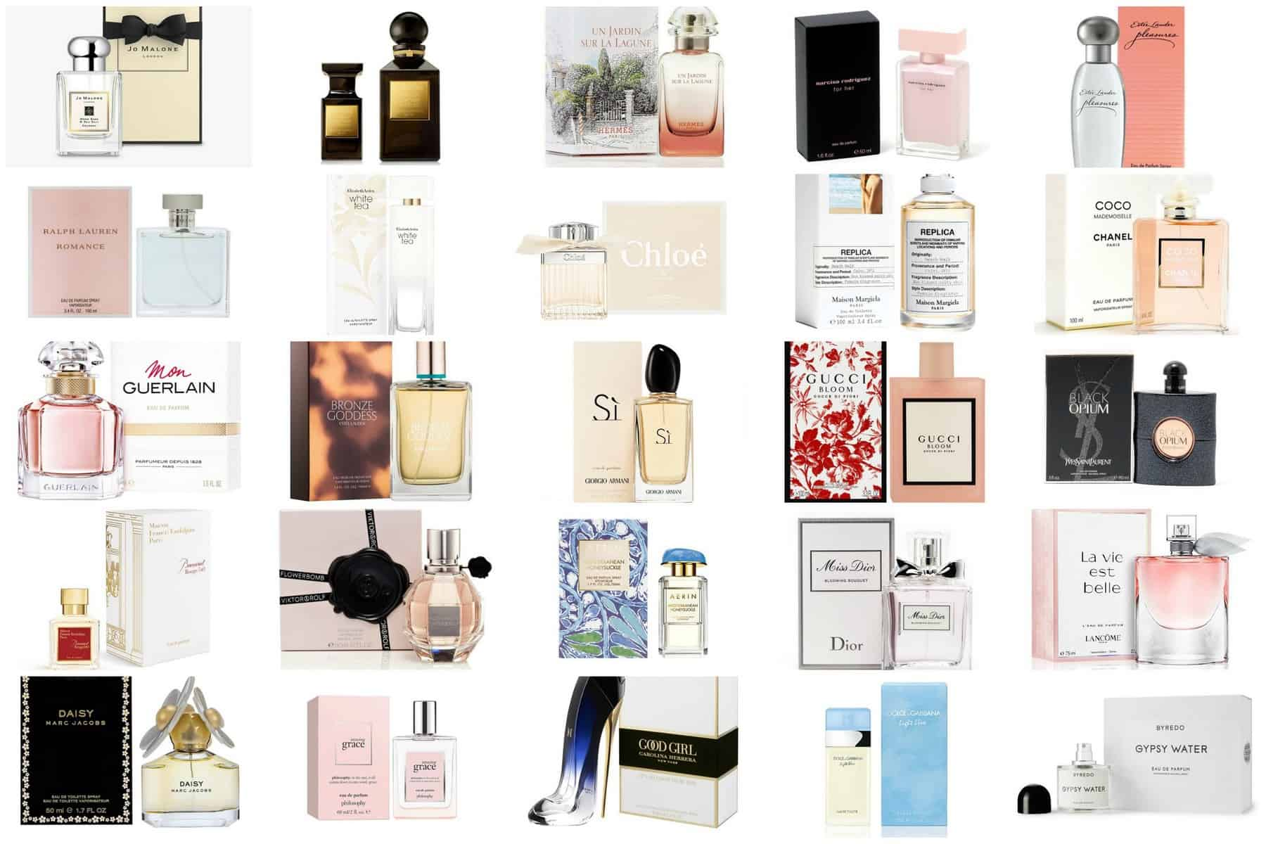 Best Perfumes for Women: 25 Scents You Must Try Right Now