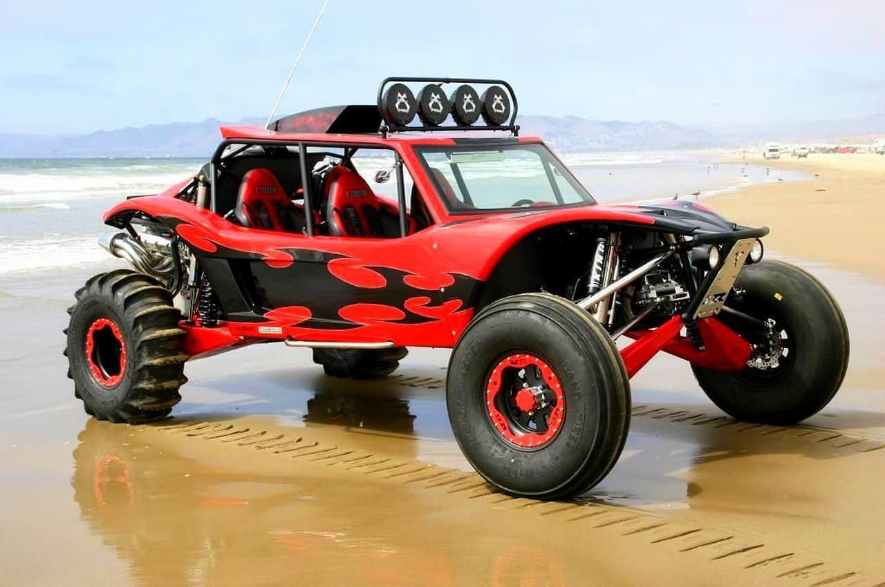 BuckShot Racing X5R