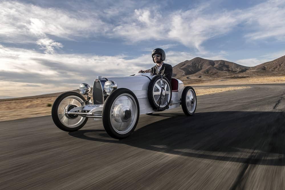 Bugatti Baby II 2