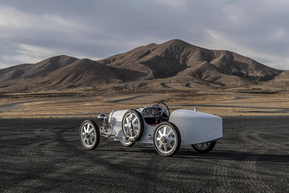 Bugatti Baby II 4