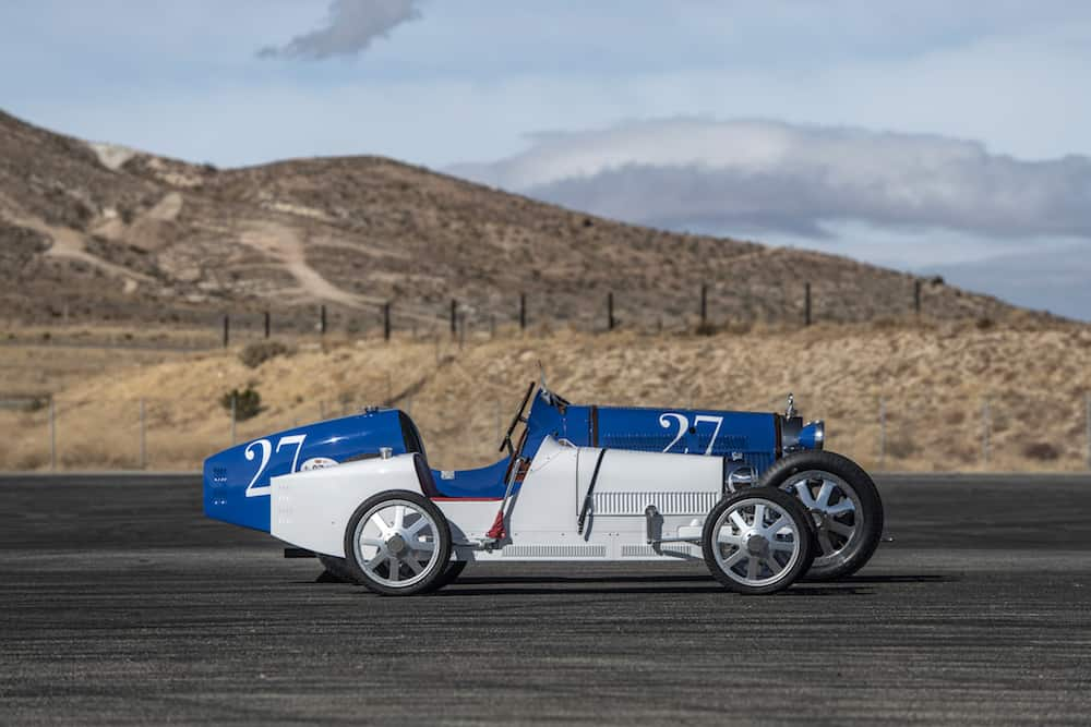 Bugatti Baby II 5