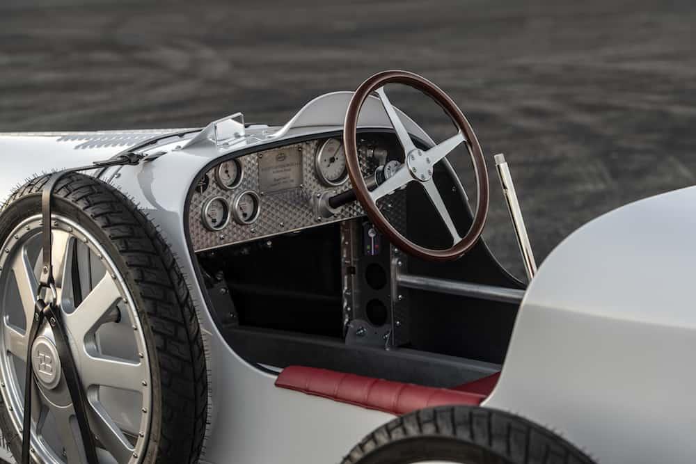 Bugatti Baby II 6