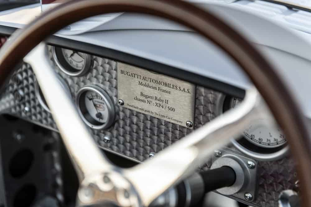 Bugatti Baby II 8