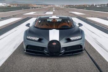 Bugatti Chiron Sport Les Legendes Du Ciel 1