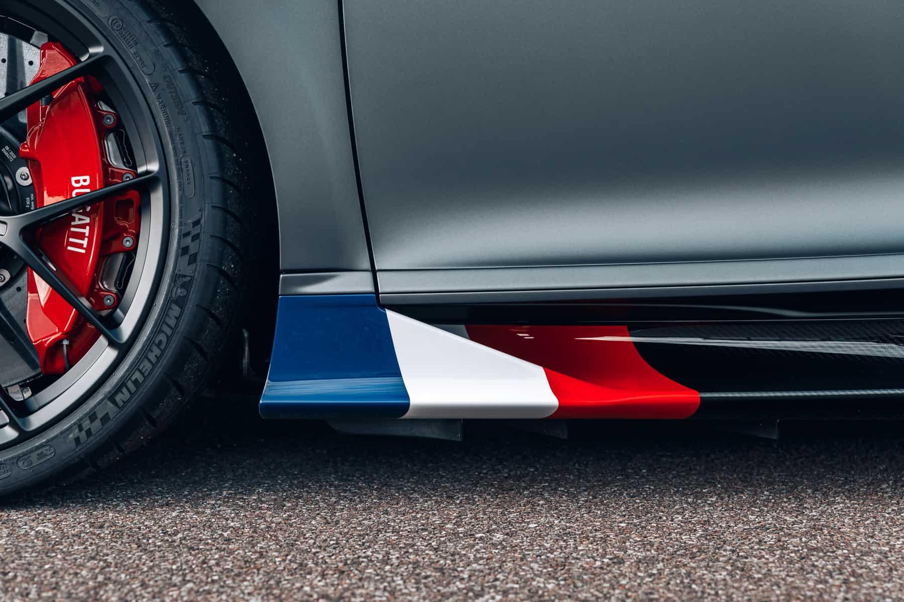 Bugatti Chiron Sport Les Legendes Du Ciel 10