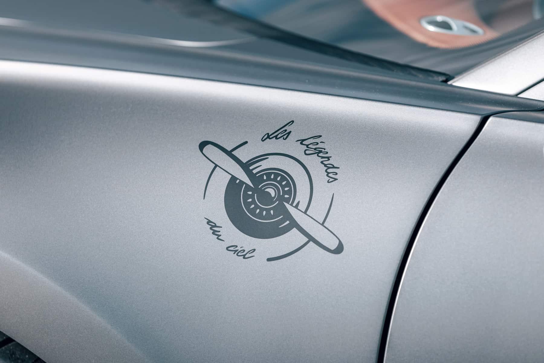 Bugatti Chiron Sport Les Legendes Du Ciel 11