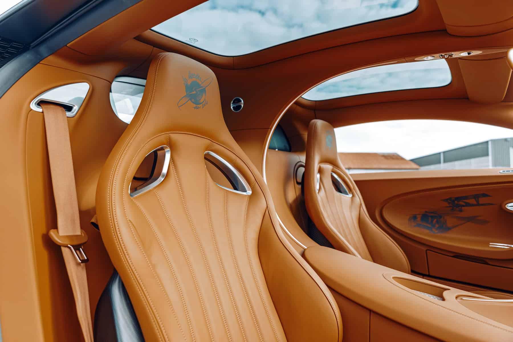 Bugatti Chiron Sport Les Legendes Du Ciel 12