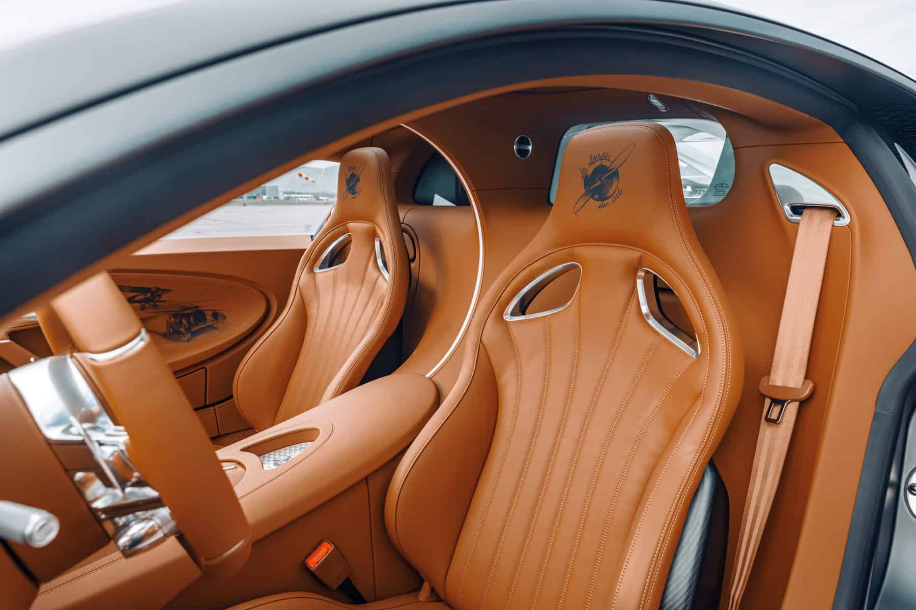 Bugatti Chiron Sport Les Legendes Du Ciel 13