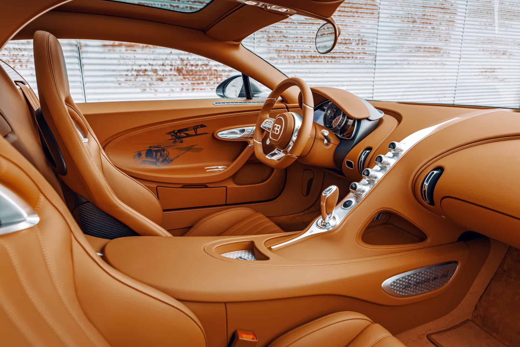 Bugatti Chiron Sport Les Legendes Du Ciel 14