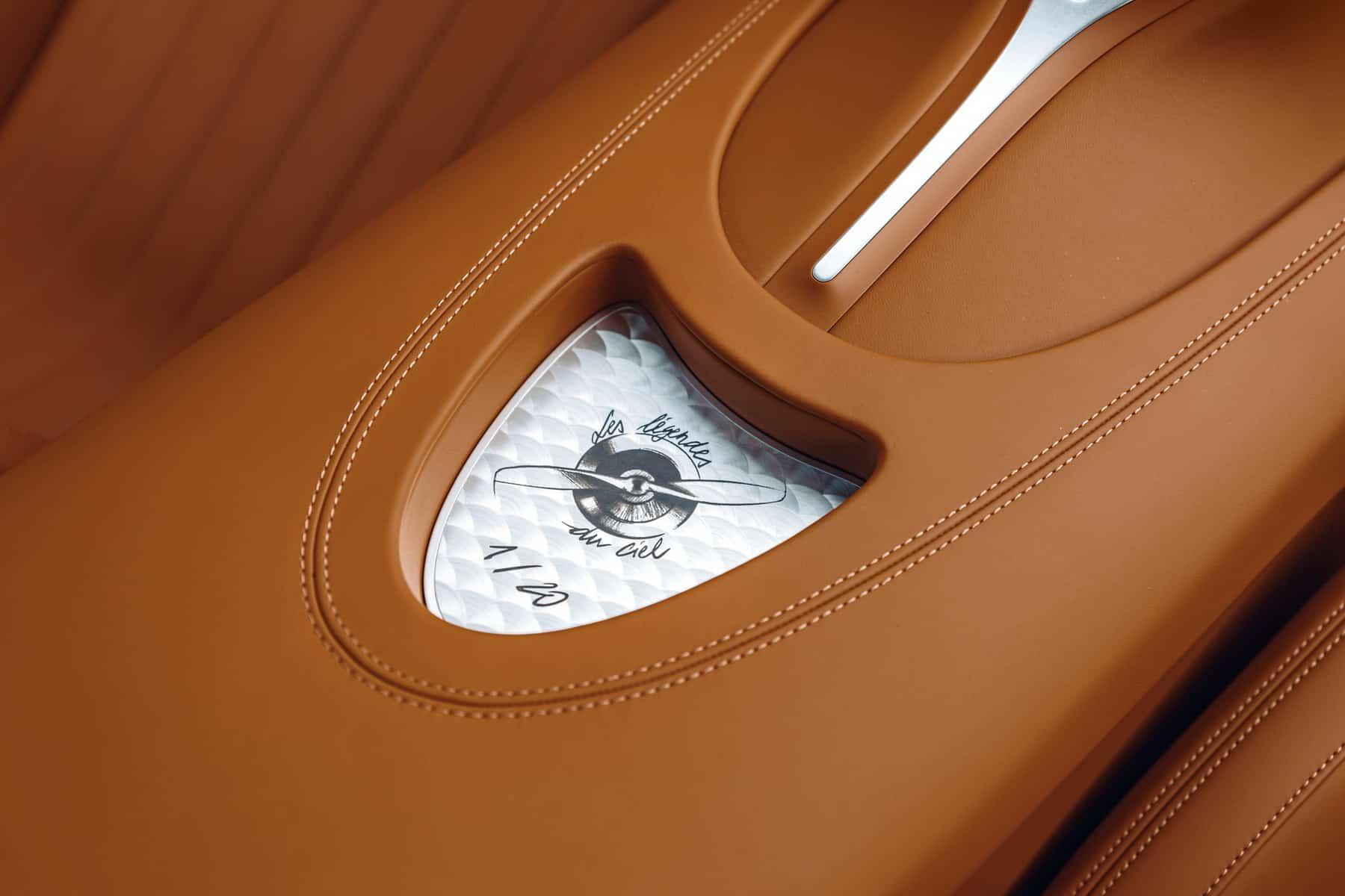 Bugatti Chiron Sport Les Legendes Du Ciel 19
