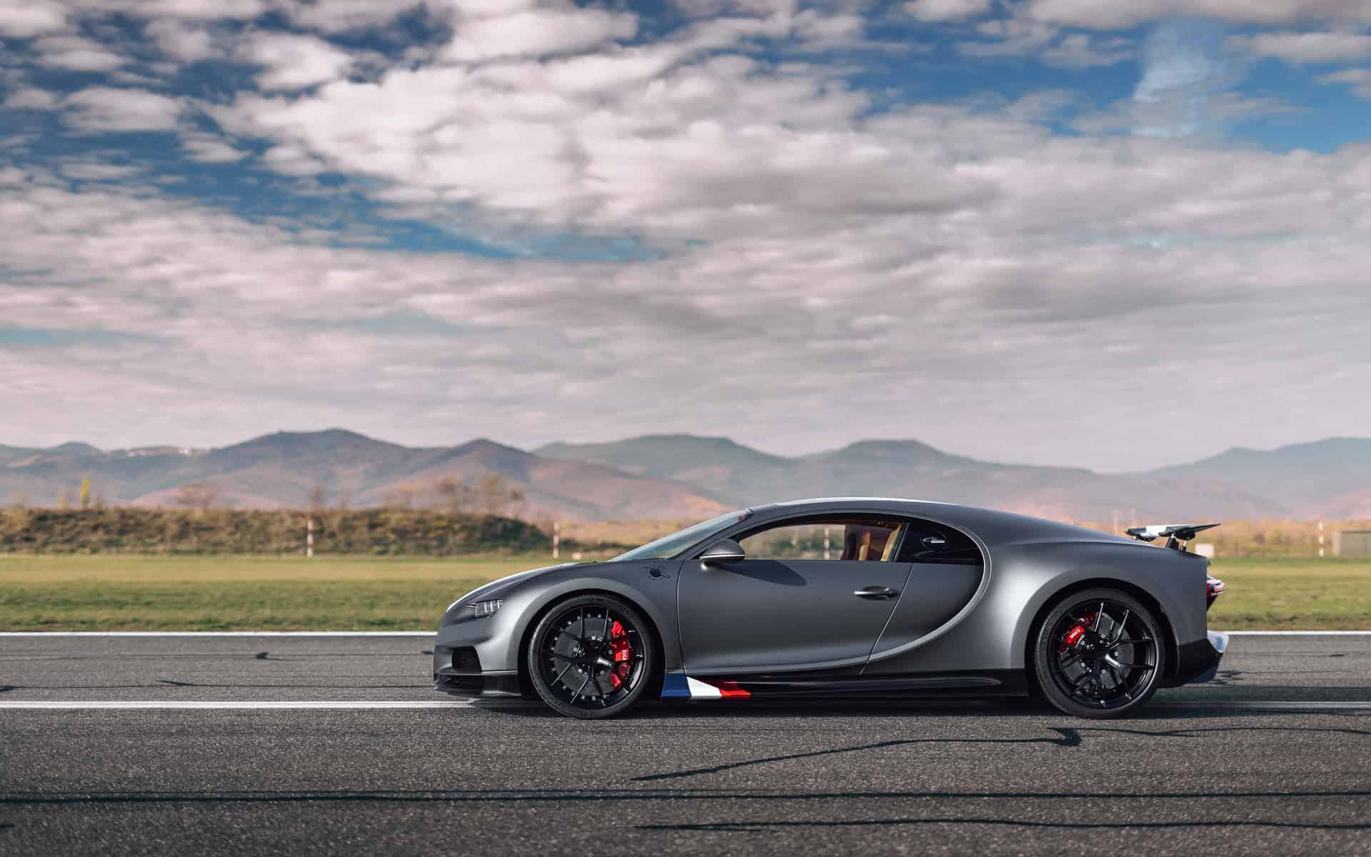Bugatti Chiron Sport Les Legendes Du Ciel 2