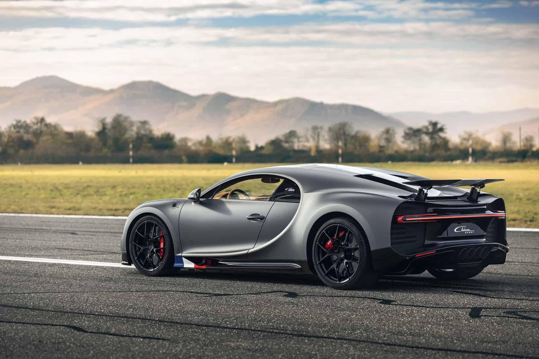 Bugatti Chiron Sport Les Legendes Du Ciel 3