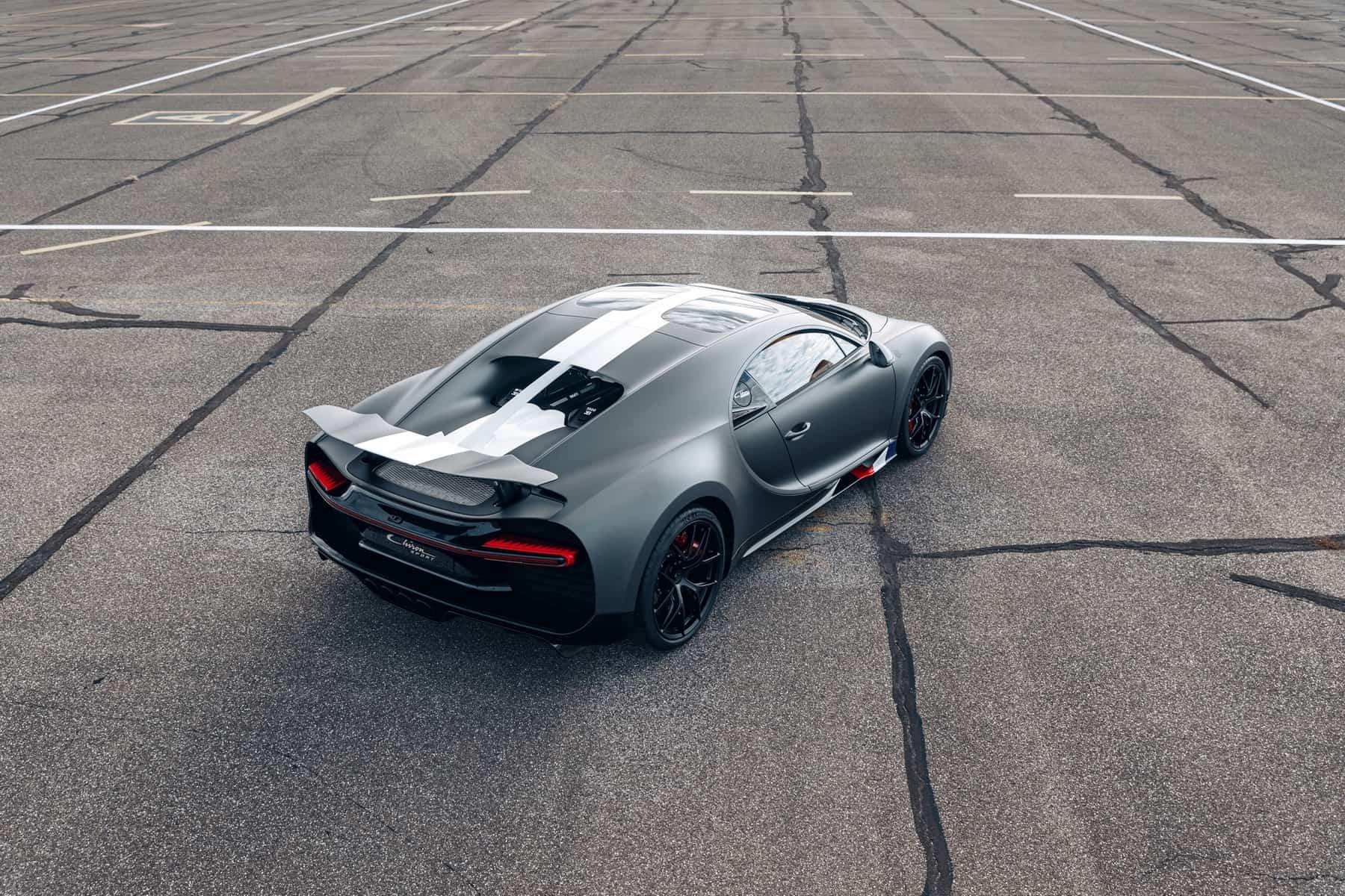 Bugatti Chiron Sport Les Legendes Du Ciel 4
