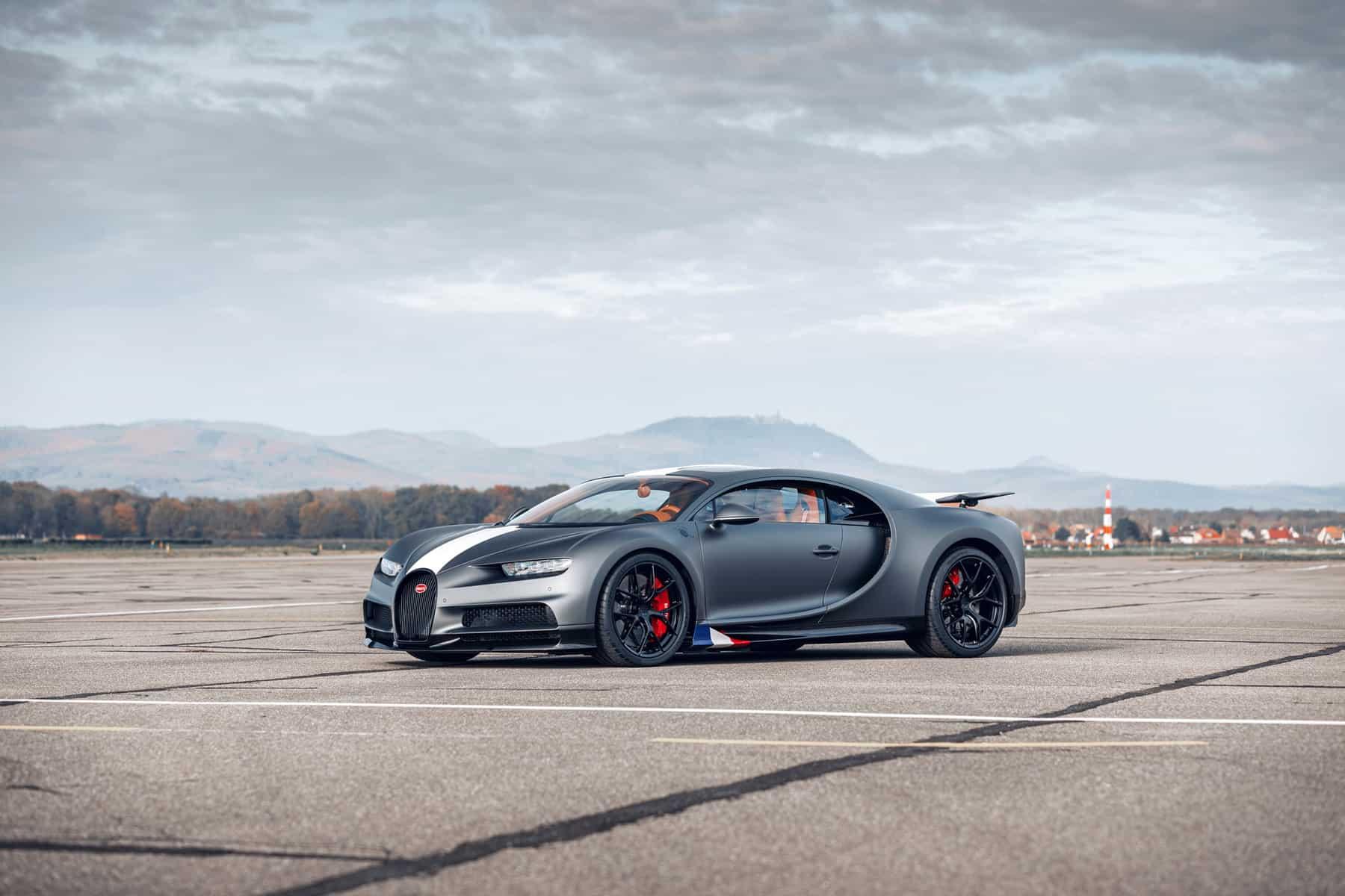 Bugatti Chiron Sport Les Legendes Du Ciel 5
