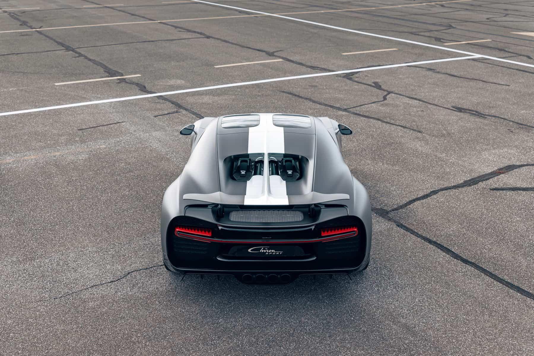 Bugatti Chiron Sport Les Legendes Du Ciel 6