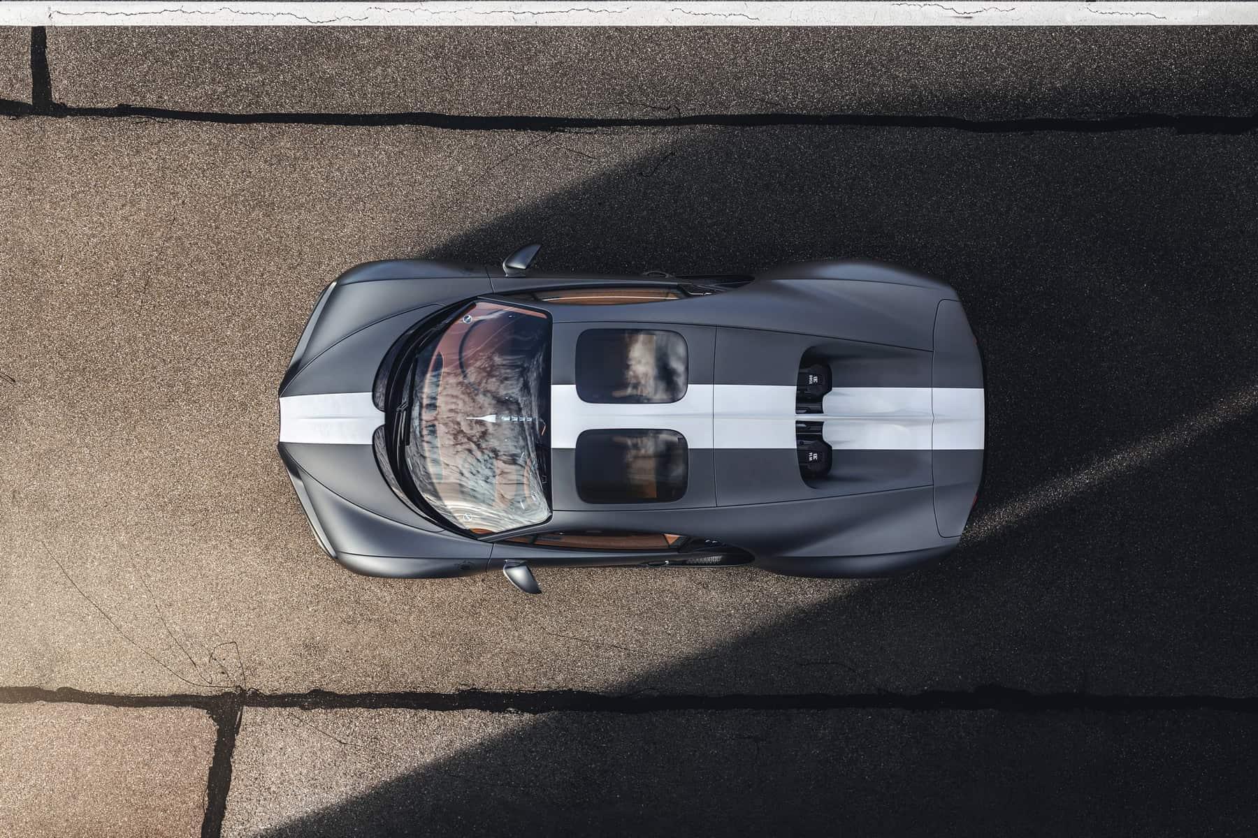 Bugatti Chiron Sport Les Legendes Du Ciel 7