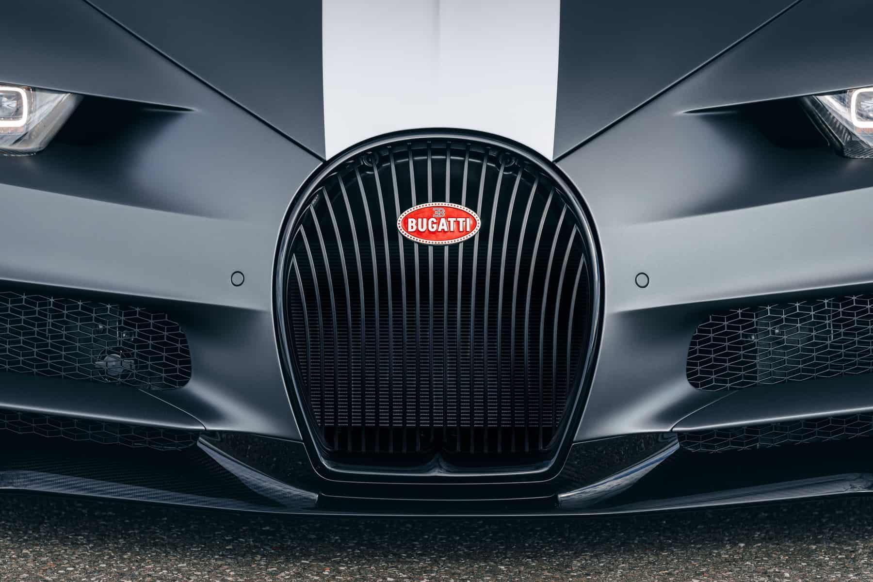 Bugatti Chiron Sport Les Legendes Du Ciel 8
