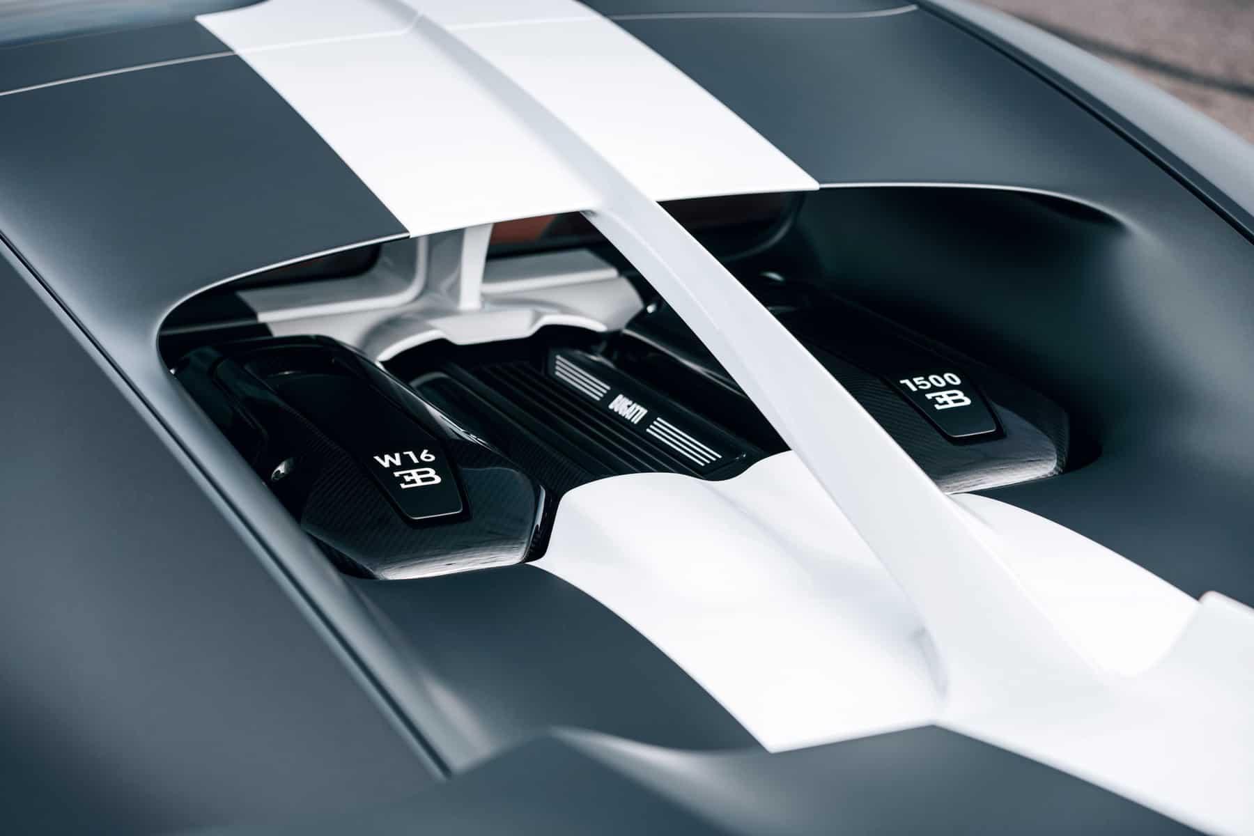 Bugatti Chiron Sport Les Legendes Du Ciel 9